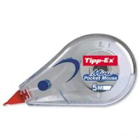 Bic Tippex Şerit Daksil Mini Pocket Mause 5mt